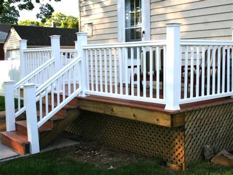 build  simple deck hgtv