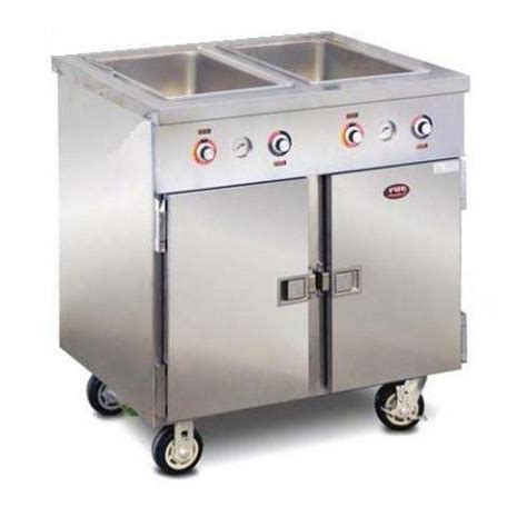 food warming equipment steam table 2 pan portable with