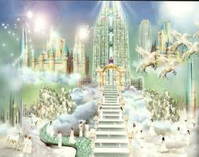 Panorama of heaven