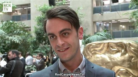 joseph gilgun interview bafta television awards 2012