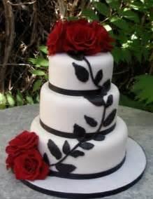 red amp white wedding cakes stylish eve