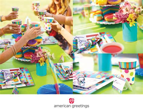 Rainbow Bright Decorations by Rainbow Birthday Ideas A Bright And Brunch