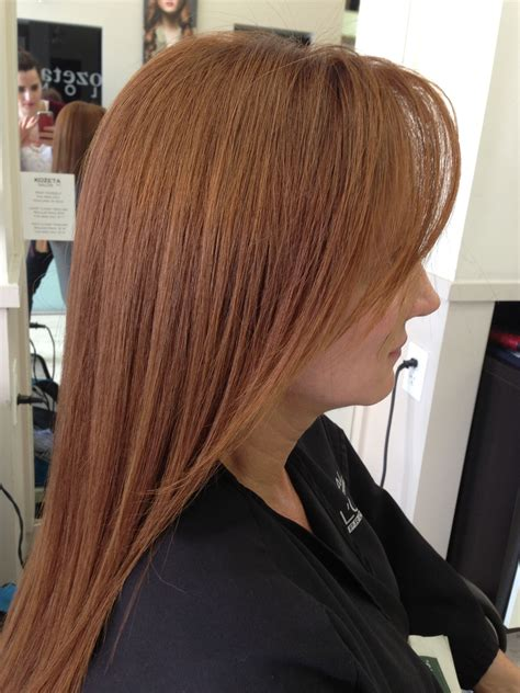 professional hair colors loved this colour 6 34 7 35 inoa l oreal professional