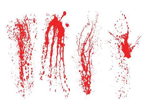 splattered blood graphics vector graphics