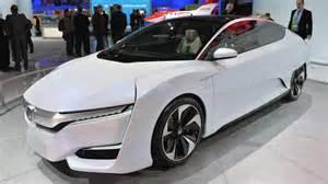 new honda electric car honda introducing all new ev phev models by 2018 world