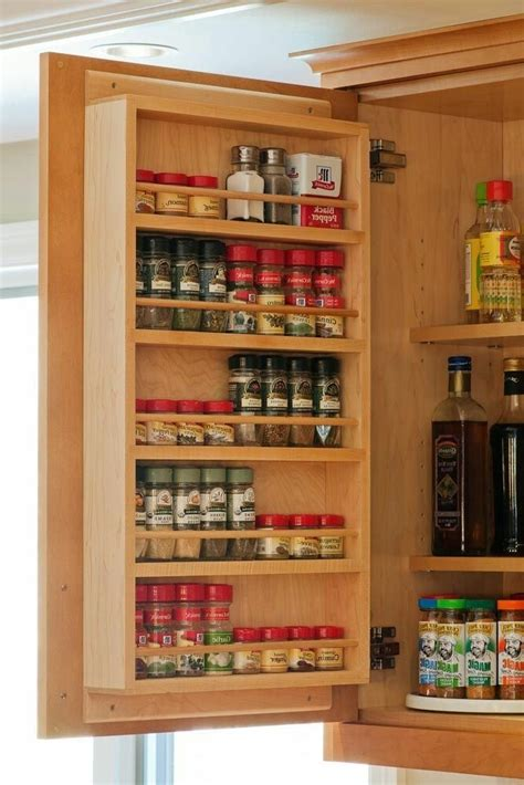 best spice racks for kitchen cabinets kitchen cabinet spice racks