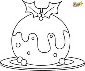 Christmas coloring pages for kids from kiddycharts