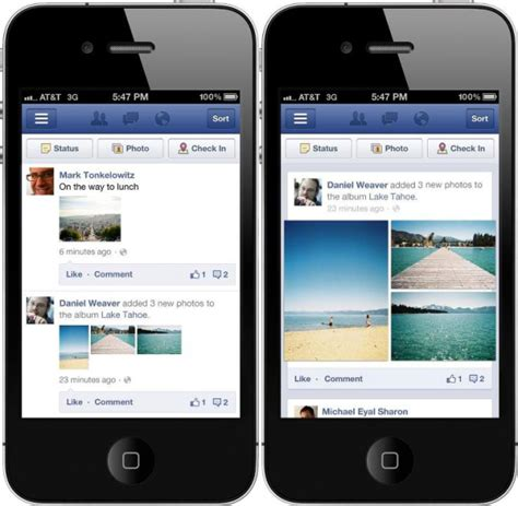 facebook themes style gallery app week in review facebook stock mobile photos credits