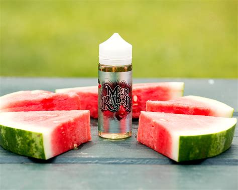 Mad Rabbit 120 Ml 3mg Summer Watermelon summer watermelon mad rabbit llc