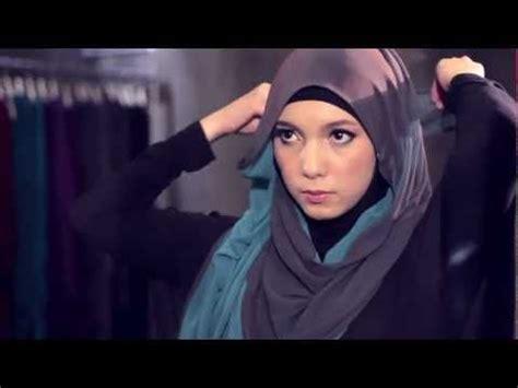 tutorial pashmina two tone jenahara two tone shawl tutorial 3 youtube modest me