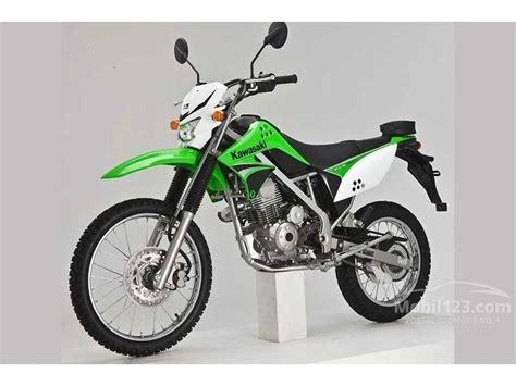 Motor Kawasaki Klx jual motor kawasaki klx 2014 0 5 di dki jakarta manual