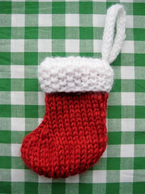 christmas knitted stocking pattern browse patterns