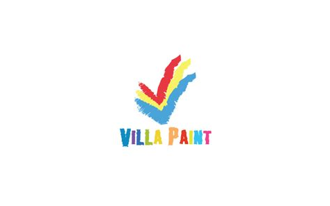 design a logo using paint paint logo design