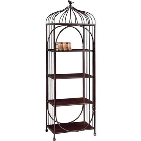 wrought iron bookshelves country style furniture wrought iron shelves loft