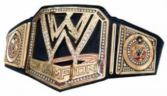 wwe title belts a guide to the gold