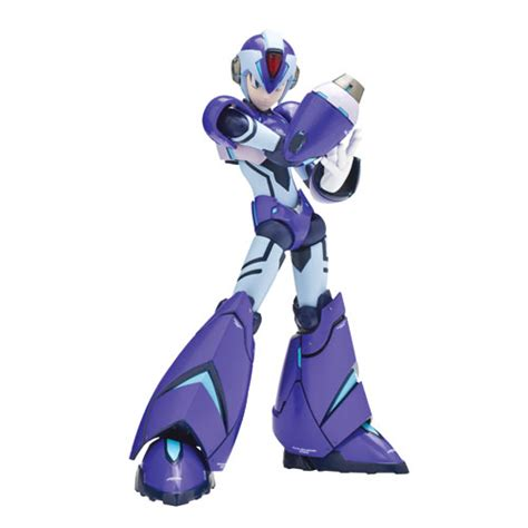 megaman x figure mega x designer series figure truforce
