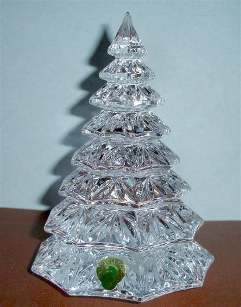 waterford crystal tree shop collectibles online daily
