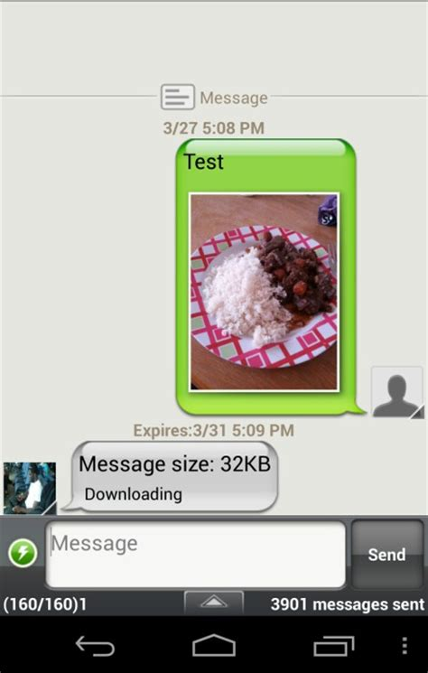 android message not downloaded how to automatically receive picture messages talkandroid
