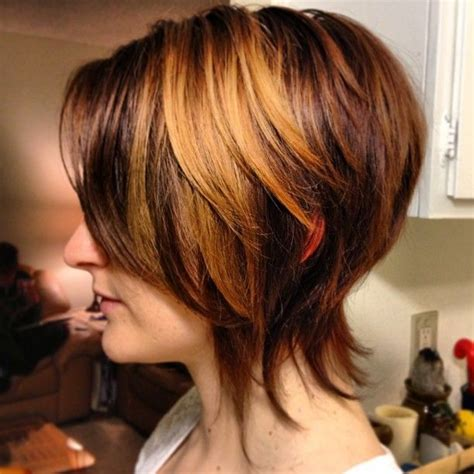 Short Hair With Longer Underlayers | 17 best images about hair cut on pinterest concave bob
