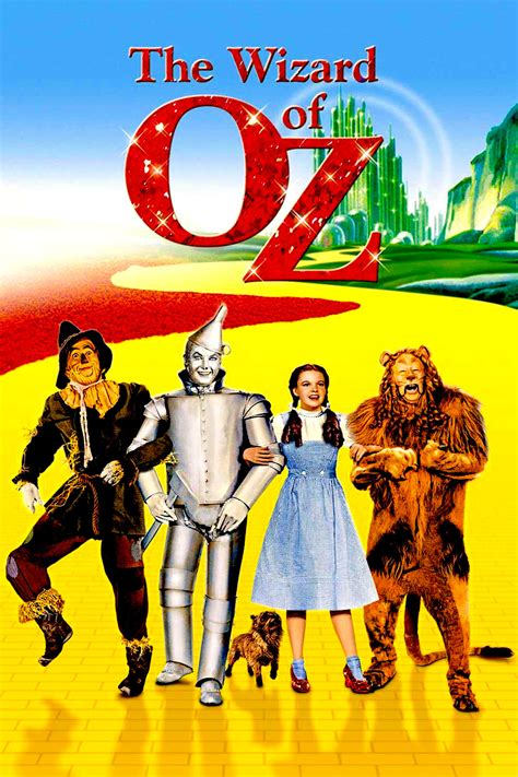 wizard of oz the wizard of oz 1939 posters the database tmdb