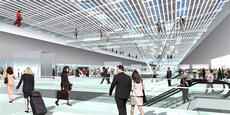 Archlab by Projekte Flughafen Frankfurt Terminal 3 Archlab