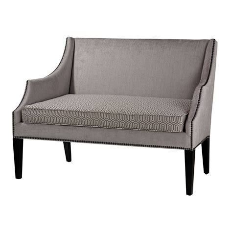 accent loveseat stage accent sofa