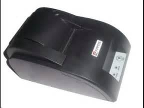 Eppos Printer Thermal T58h printer thermal eppos 58mm t58h manual cutter