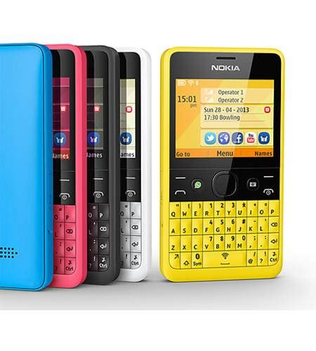 Bekas Handphone Nokia Asha 210 nokia asha 210 dual sim mobile phone price in india specifications
