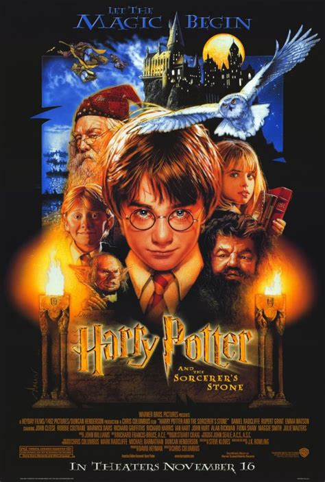 film fantasy come harry potter harry potter series strange christmas movies 20 of 24