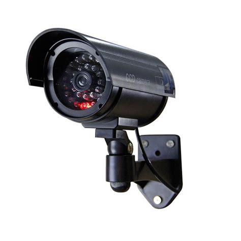 outdoor security new dummy outdoor indoor security blinking light