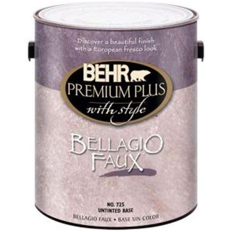 bellagio faux paint behr premium plus 1 gal flat bellagio faux finish 72501