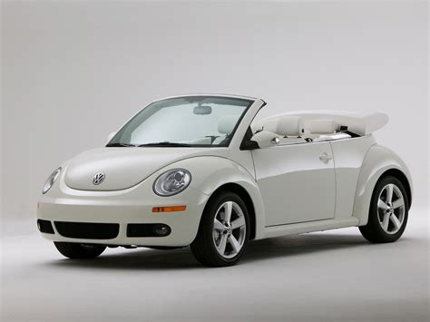 volkswagen beetle colors 2007 volkswagen new beetle convertible triple white