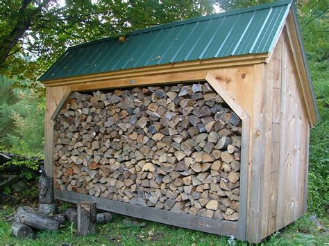 Shed For Wood Storage by Firewood Storage Shed To Keep And Organize Your Firewood