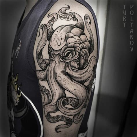 squid tattoo meaning 100 marine octopus tattoos meaning and designs