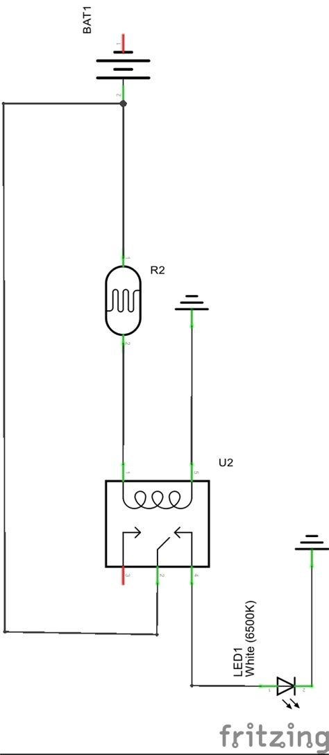 use photoresistor as switch use photoresistor as switch 28 images using cds photoresistor photocell tutorial exle of a