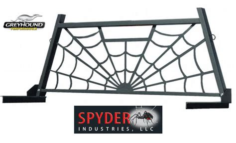 Spider Web Back Rack by Spyder Industries Econo Truck Headache Rack Ford F 150
