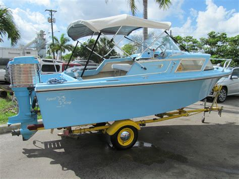 squall king boats squall king 19 classic 1961 for sale for 5 900 boats