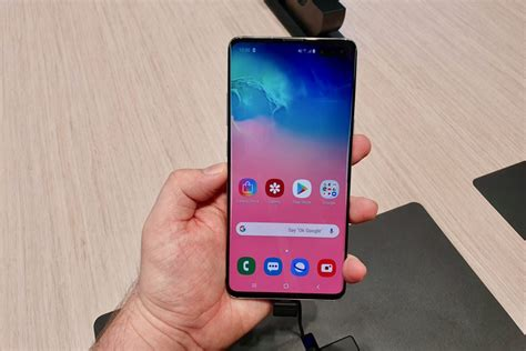Samsung Galaxy S10 June Update by Samsung Galaxy S10 5g Review On Trusted Reviews