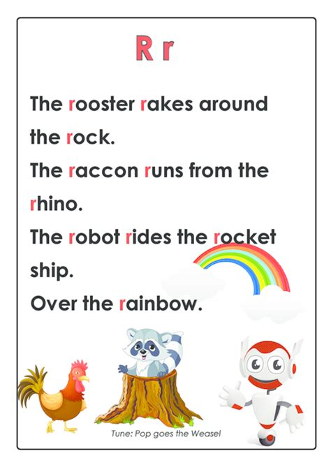 alphabet rhymes abc s for toddlers and preschool children rhymes for children volume 5 books abc songs letter r kidspressmagazine