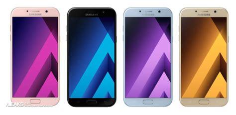 Harga Samsung A5 Warna samsung galaxy a5 2017 warna spek dan harga