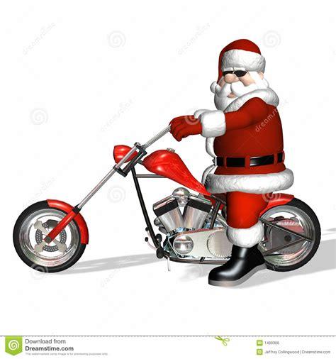 santa on a motorcycle santa on a motorcycle clipart clipartsgram