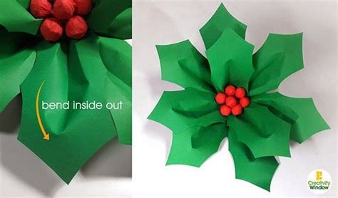 make christmas paper crafts special day celebrations