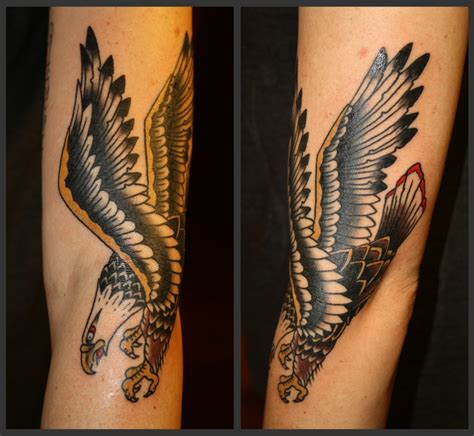 tattoo eagle under arm image result for forearm tattoo eagle tattoos