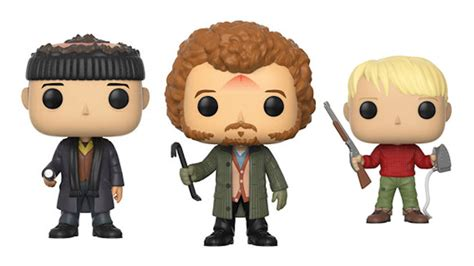 home alone funko pops are coming just in time for the