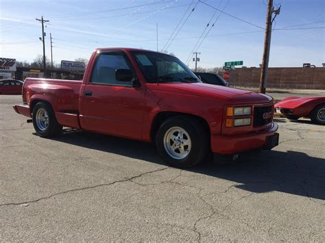 1994 gmc trucks 1994 gmc gt c1500 stepside 5 7l gmc