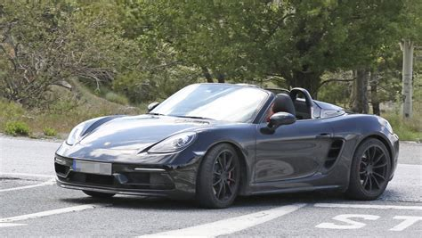 2019 Porsche Boxster S by 2019 Porsche 718 Boxster Spyder Top Speed