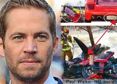 fotos de la familia paul walker paul walker fingi 243 su muerte y ahora podr 237 a ir a la