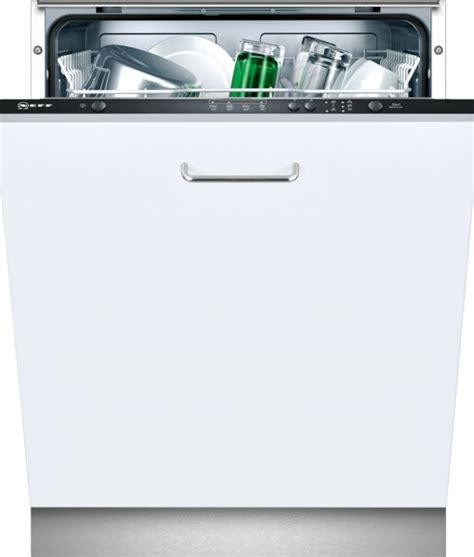 Dishwasher Drawers Vs Standard by Neff S51e40x2gb 60 Cm Built In Fully Integrated