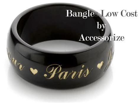 bangles low cost le proposte di accessorize trend and