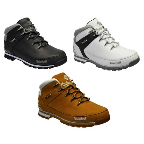 timberland boots all colors timberland sprint mens midi boots all sizes in